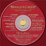 Música en la Catedral - CD Volumen 01